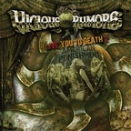 Vicious Rumors - Live You To Death 2 · American Punishment