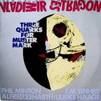 Vladimir Estragon - Three Quarks For Muster Mark