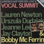 Vocal Summit - Sorrow Is Not Forever-Love Is