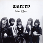 War Cry - Trilogy Of Terror