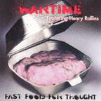 Wartime - Fast Food for Thought