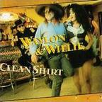 Waylon And Willie - Clean Shirt