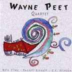 Wayne Peet Quartet - Live At Al's Bar