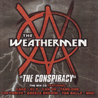 Weathermen - The Conspiracy · The Mix CD