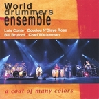 World Drummers Ensemble - A Coat Of Many Colors