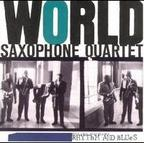 World Saxophone Quartet - Rhythm And Blues