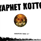 Yaphet Kotto - European Tour 12""