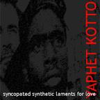 Yaphet Kotto - Syncopated Synthetic Laments For Love