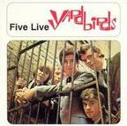 Yardbirds - Five Live Yardbirds
