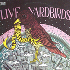 Yardbirds - Live Yardbirds · Featuring Jimmy Page