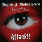 Yngwie J. Malmsteen's Rising Force - Attack!!